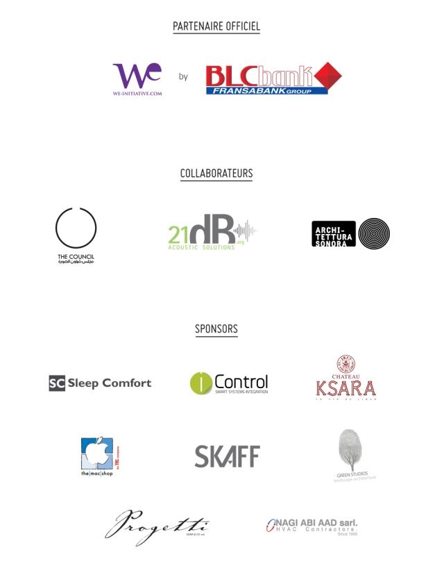 Partenaires, collaborateurs et sponsors de Dawawine