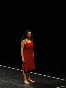 Le Jour où Nina Simone a cessé de chanter, pièce interprétée et écrite par Darina al Joundi, mise en scène par Alain Timar, 2007