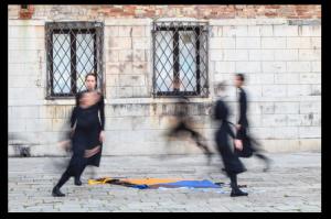Verso la specie, Venezia Biennale, 2016 ©Wang