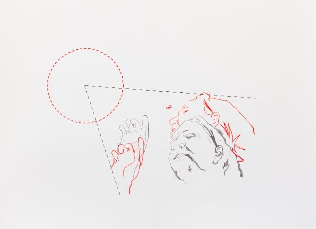 """Sofiane Zouggar, du triptyque """"Memory of Violence"""""""